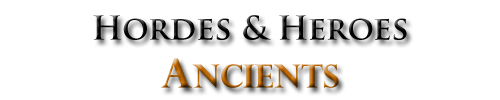 Hordes and Heroes Ancients