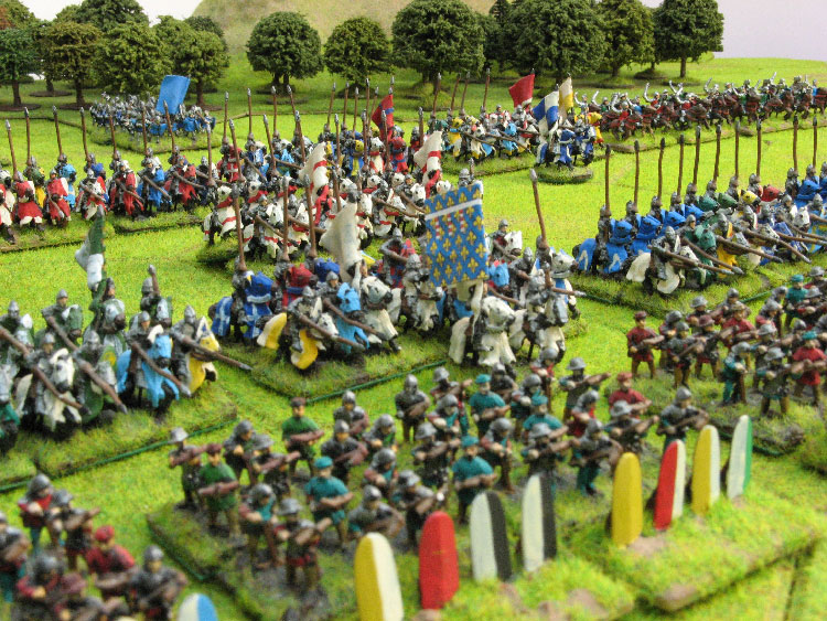 Hordes and Heroes Medieval Battle