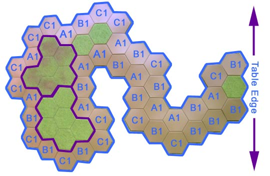 55 hex large hex hill